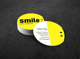 Smile Media - Business Cards